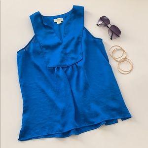 Maeve Blue Blouse